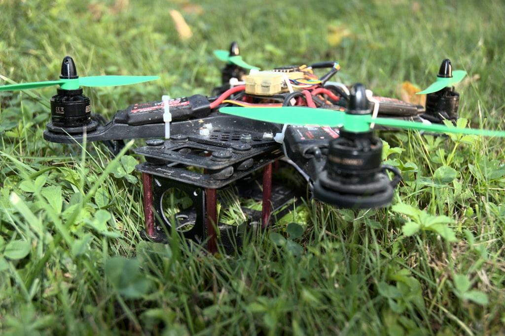 Drone Q250 pour le défoulement et le FPV