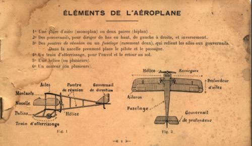 document rare de 1916