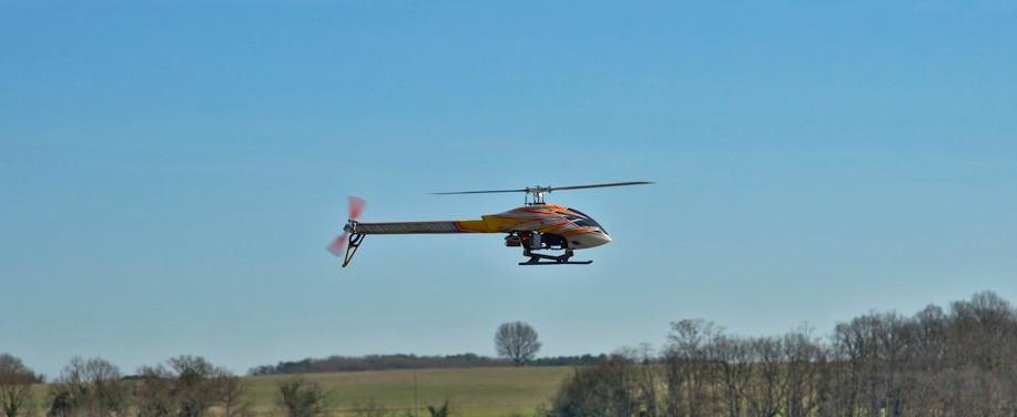 Hélicoptére du CC37