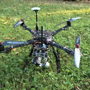 Drone vidéo F450