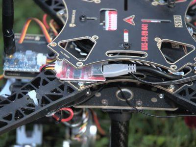 Drone vidéo F450 OSD N1